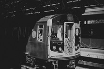 A New York City Train.
