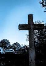 outdoor cross
