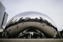 Chicago modern art building