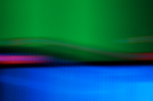 red, blue, green background