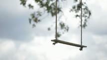 swaying swing
