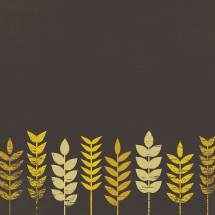 wheat stalks illustration.