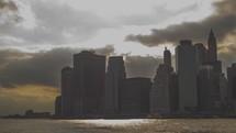 Manhattan TIMELAPSE