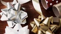 Gift wrap.