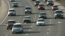 highway traffic,
