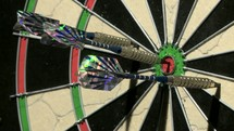 three darts