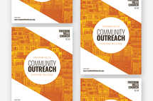 Community Outreach Flyer Template