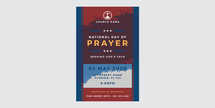 National Day of Prayer - Church Flyer