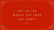 Christmas Verse Template