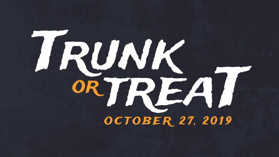 Trunk or Treat Slide