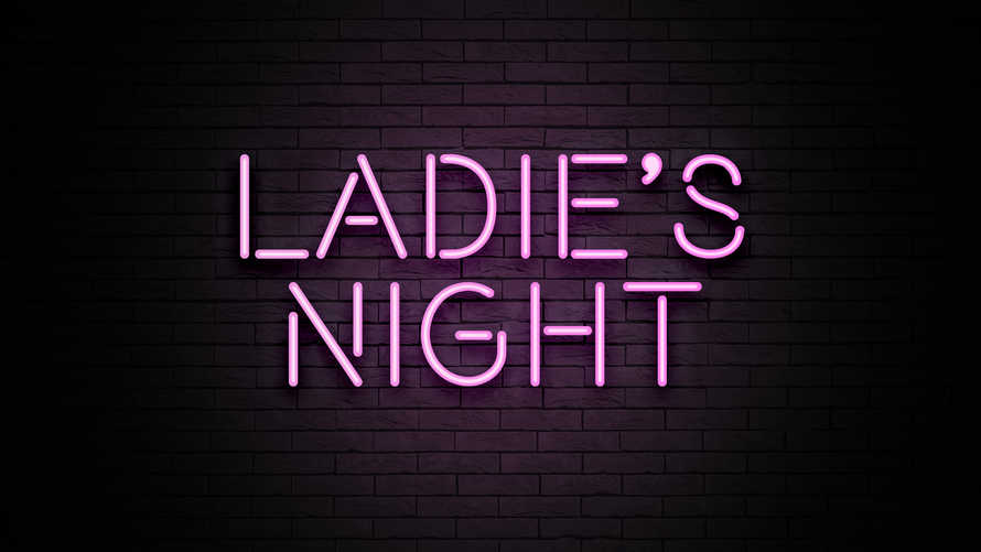 Ladies Night Slides