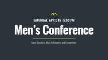 Men's Conference Slide Templates