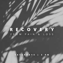 Recovery from pain and loss