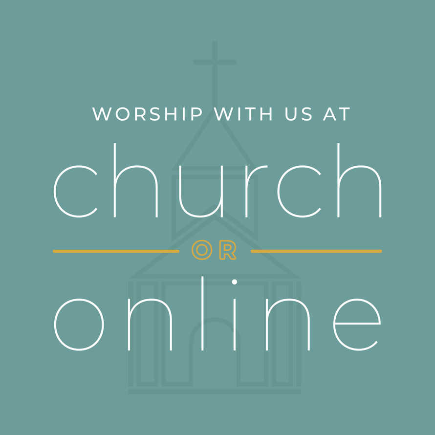 Worship with Us Social Graphic