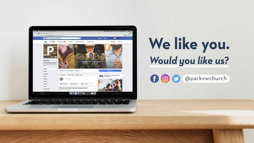 Social Media Slide Mockup
