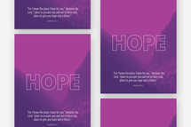 Hope Flyer Template
