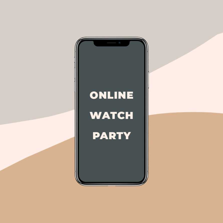 Online Watch Party