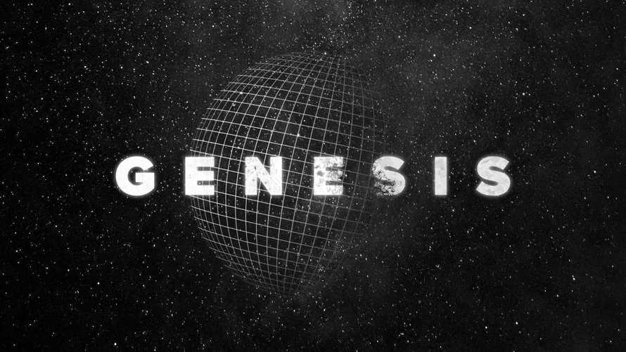 Genesis Sermon Slide