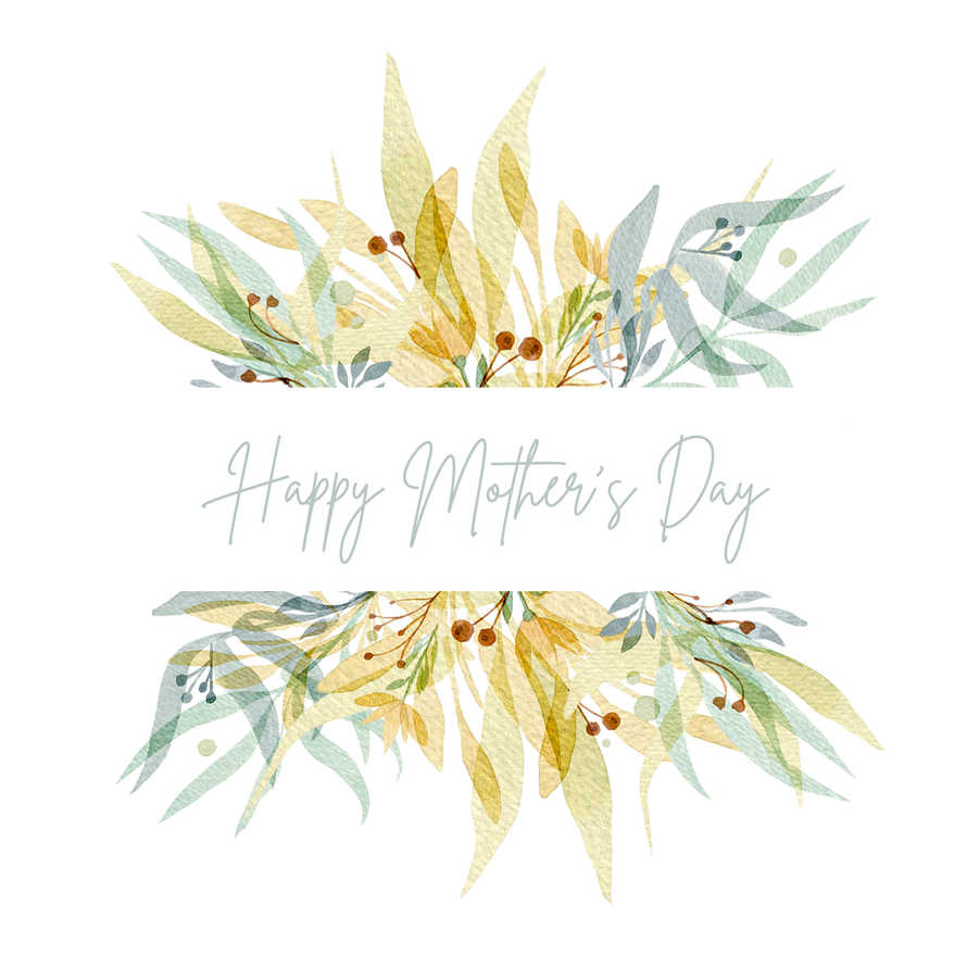 Mother's Day Social Graphic