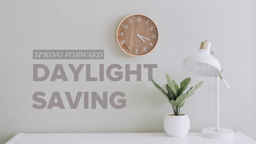 Daylight Savings Spring Forward Slide
