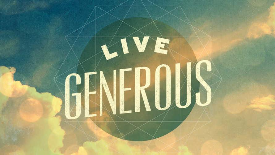 Live Generous