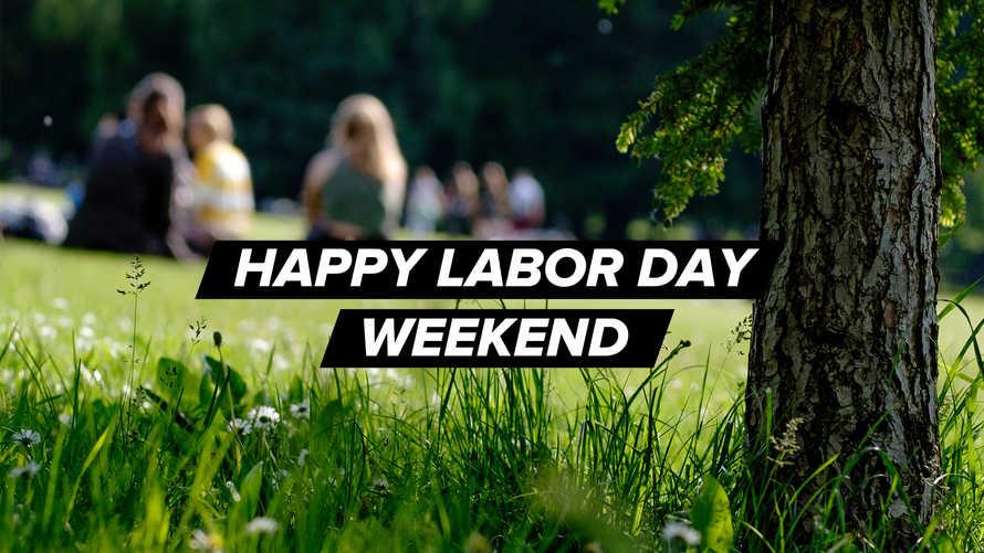 Labor Day Weekend Slide