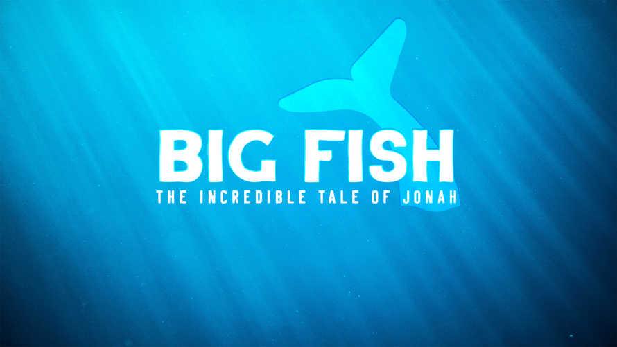 Jonah (Big Fish) Slide Bundle