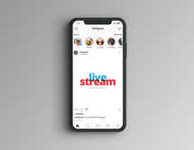 Livestream Social Graphics
