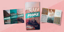 If My People   |   letter size trifold