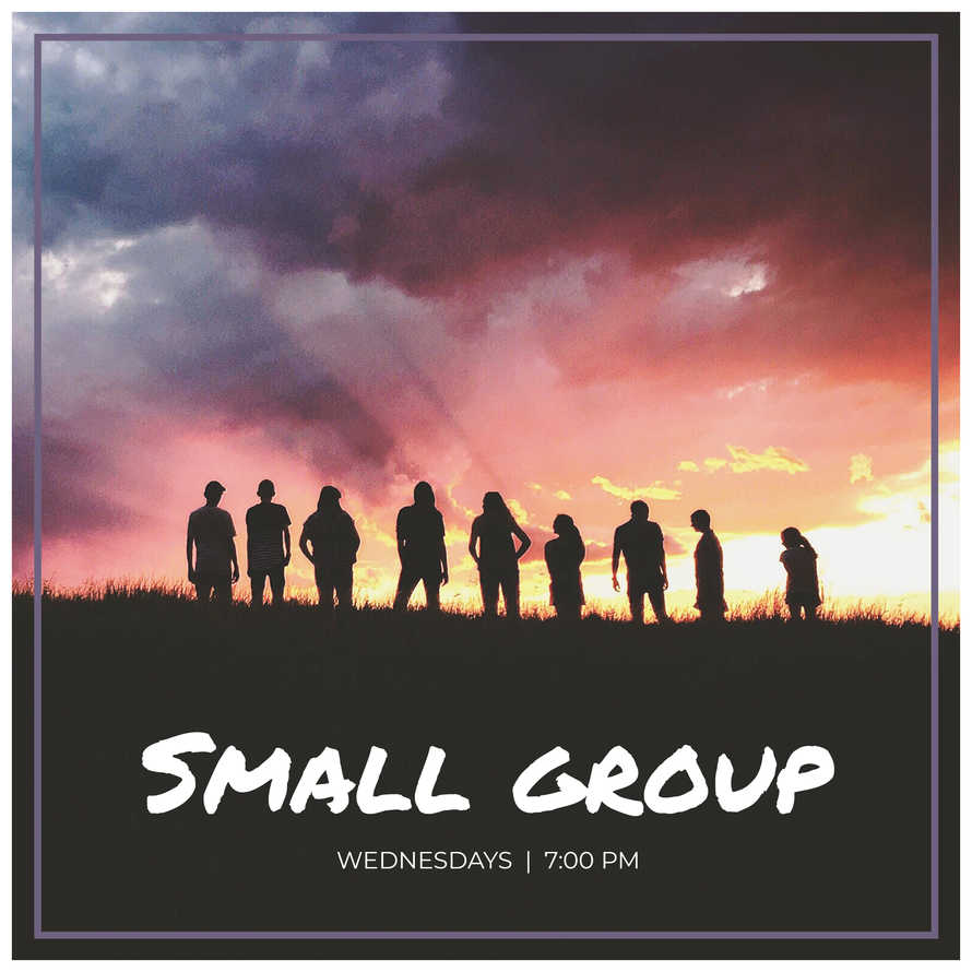 Small Group Social Graphic