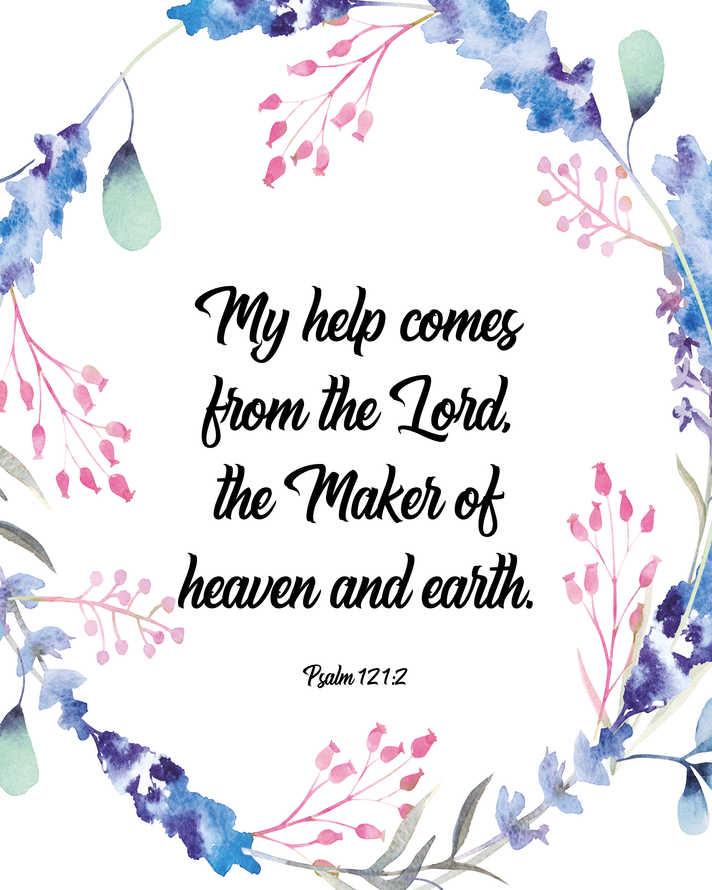 Psalm 121 v2
