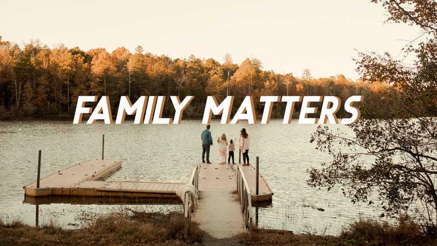 Family Sermon