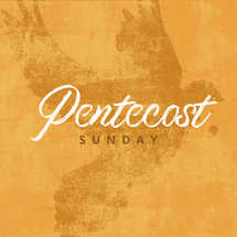 Pentecost Sunday Social Graphics