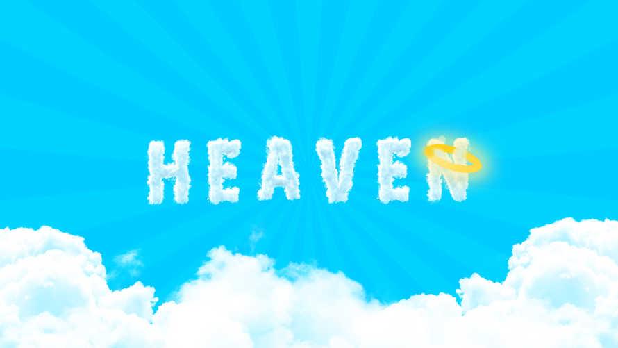 HEAVEN - Slide Bundle