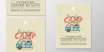 Family Camp Flyer