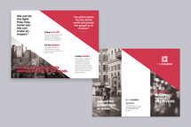 Impact Church Tri-Fold Brochure