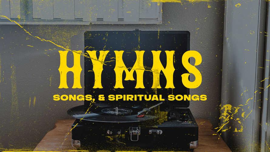 Hymns –Slide Bundles