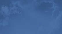Pentecost Sunday Clouds Slides