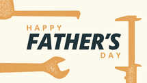 Happy Father's Day Tools
