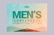 Men's Event Card