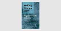 Making Disciple Class Church Flyer