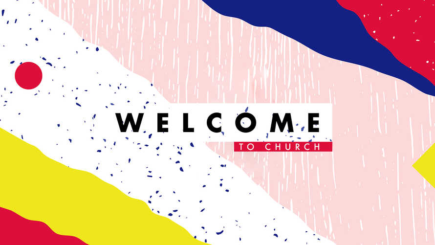 Summer – Welcome To Church