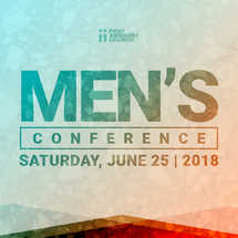 Men's Conference Social Graphics