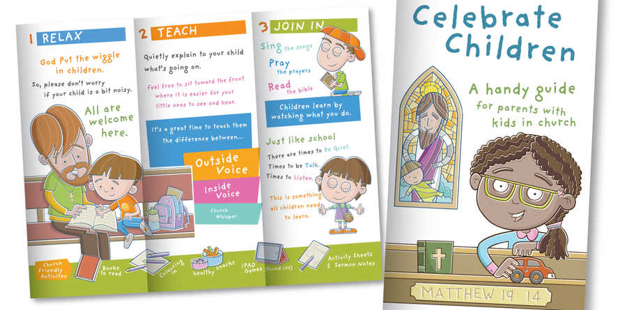 Children in Church Brochure