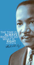 Martin Luther King Jr. Day Social Graphics