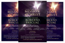 Mission of Christ Church Flyer