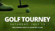 Golf Tournament Slide