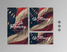 In Memory Social Graphics