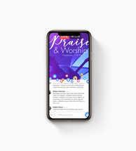 Praise and Worship Social Media Graphics