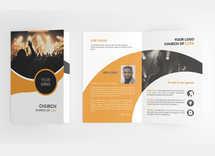 Church presentation Brochure